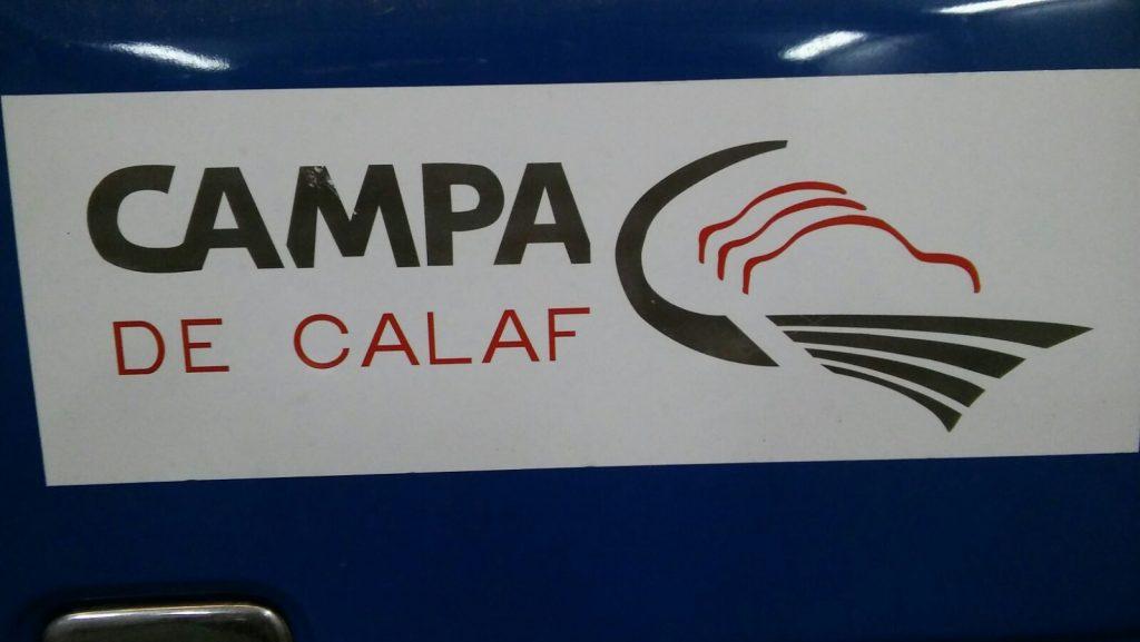 REPRAR GRANIZO CAMPA CALAF