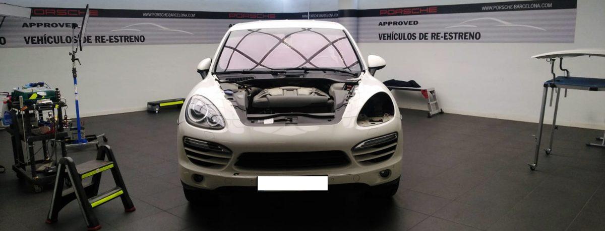 Reparación de golpes de coche sin pintar